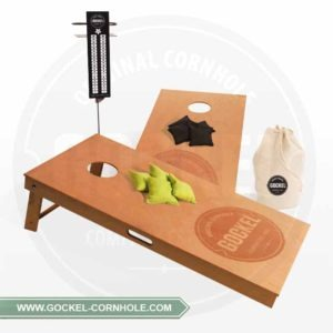 GOCKEL ORIGINAL CORNHOLE gift package – AN AWESOME GIFT!
