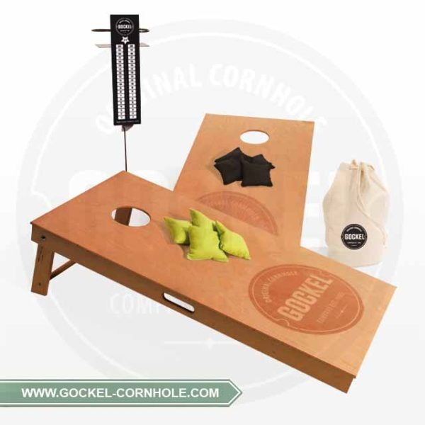 GOCKEL ORIGINAL CORNHOLE gift package – AN AWESOME GIFT!