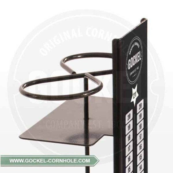 SCORE & SODA KEEPER - keeps the score during your cornhole game!