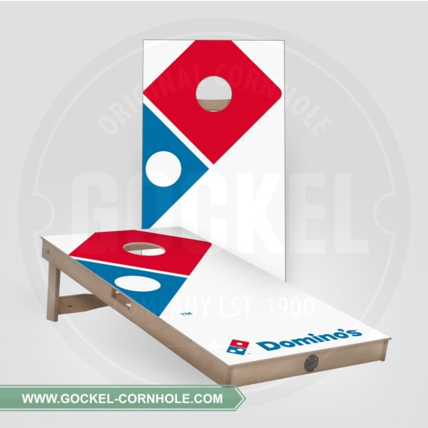 2 Cornhole boards customized. We can handle any custom request!