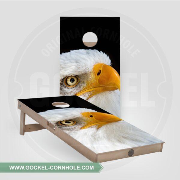 Cornhole boards - eagle