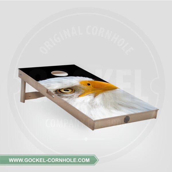 Cornhole board - eagle